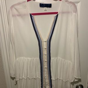 Foley blouse.